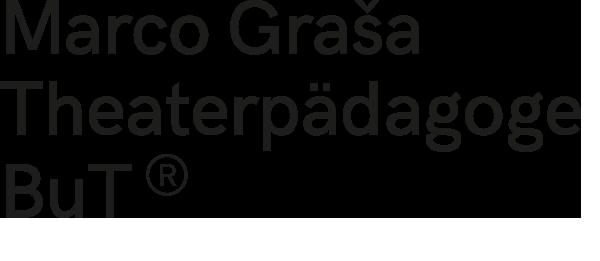 Marco GrašaTheaterpädagogeBuT ®